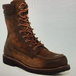 Frye Dakota Crepe Tall Boots Men's 11.5